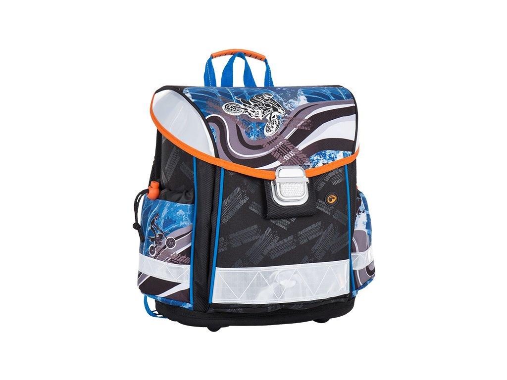 Popruhy na batohu můžete individuálně nastavit podle velikosti prvňáčka  tak 8c2e148b7b