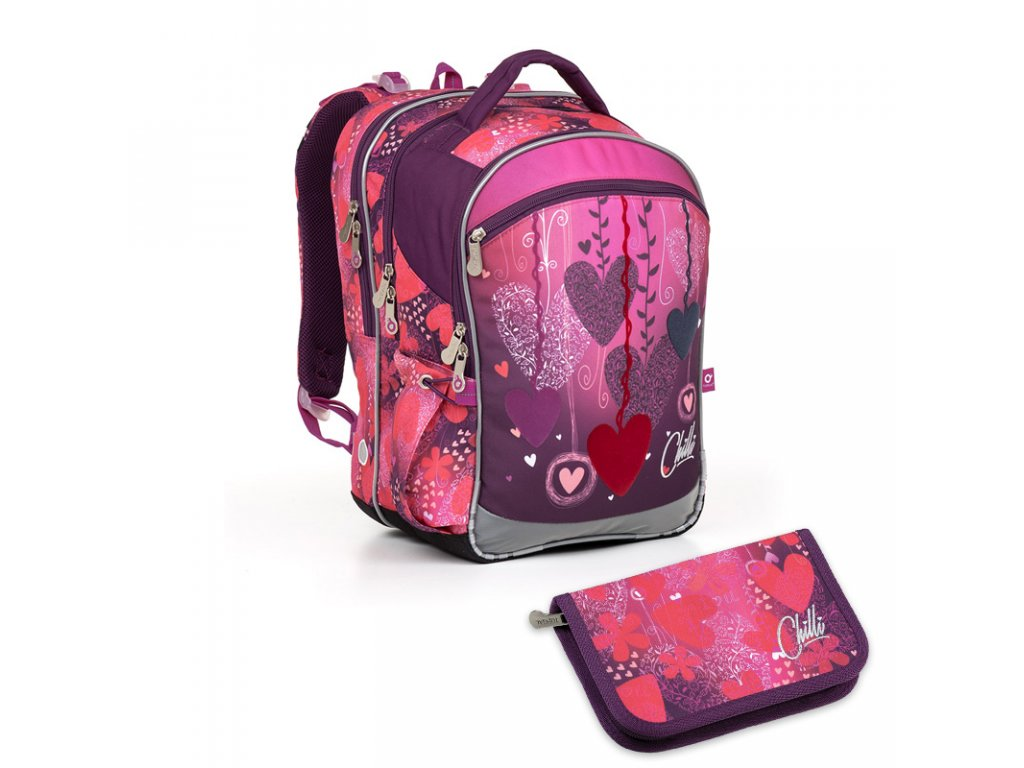 Hmotnost školního batohu  Aby záda vašich dětí netrpěla - www ... 32b24173cf